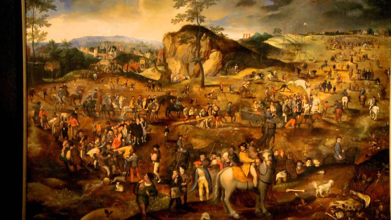 Bildende Nste - Alte Meister Luxemburg Nationalmuseum