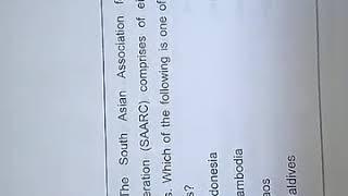 JKSSB -SOLVED PAPER FOR STOREKEEPER CUM CLERK. 12 MAY exam