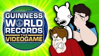 Guinness World Records: The Videogame (ft. DingDong) | SuperMega