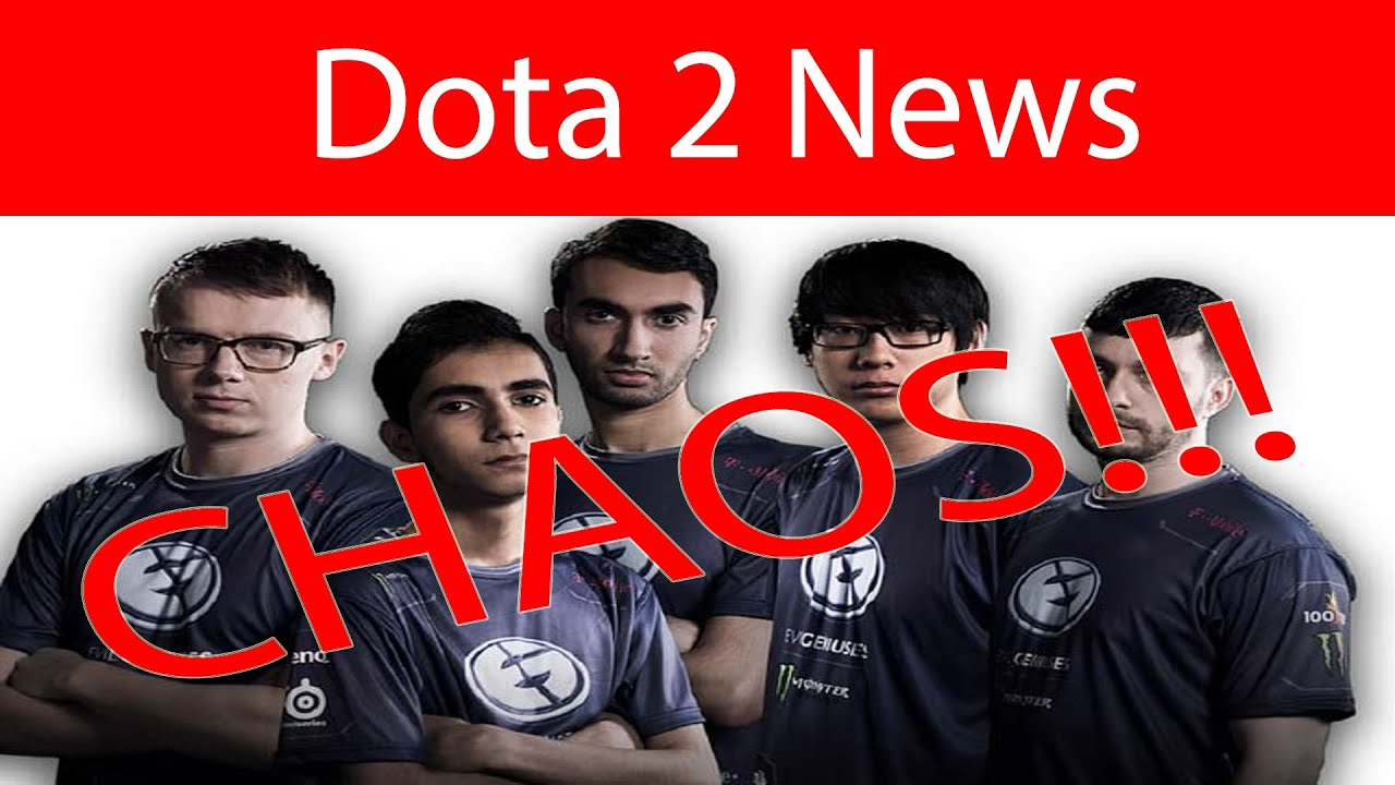 dota 2 news eg and alliance fall apart and all pro china teams