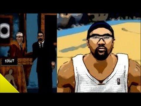 NBA 2k13 MyCAREER