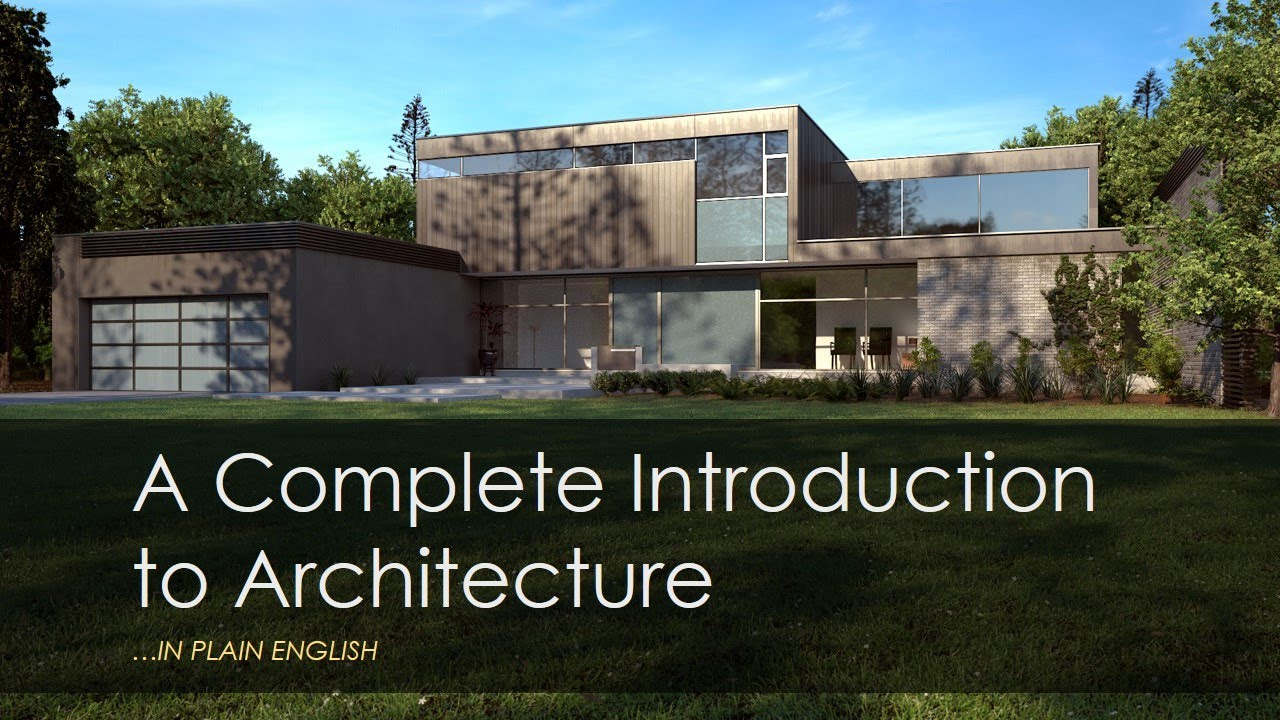 Blender Architektur Rendering A Complete Introduction To Architectural Rendering In Plain English