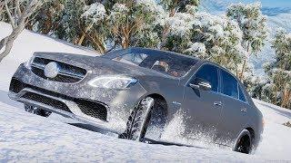 Forza Horizon 3 - КУПИЛ MERCEDES E63 AMG! 1500 Л.С. ЗИМОЙ БЕЗ ШИПОВ И БЕЗ ПОМОЩНИКОВ!