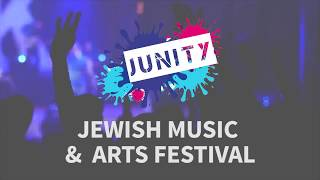 Junity Jewish Music & Arts Festival 2018