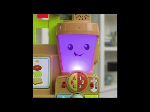 Fisher-Price Grow-The-Fun Garden To Kitchen - Smyths Toys
