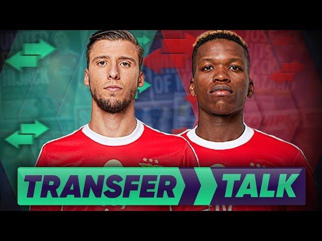 Manchester United to Splash £100m on Europe's Highest Rated Wonderkids?!   #TransferTalk