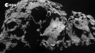 Rosetta update