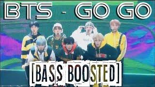 Video ★BASS BOOSTED★ BTS - Go Go [Comeback Show Edition] download MP3, 3GP, MP4, WEBM, AVI, FLV Juni 2018