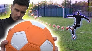 OVERPOWERED FOOTBALL INSANE SWAZ & CURVE | Billy Wingrove & Jeremy Lynch