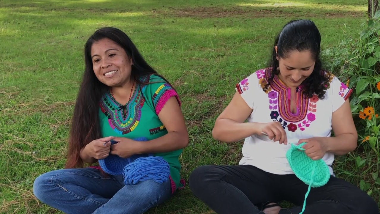 hecho a mano- proyectos productivos de mujeres del Árbol