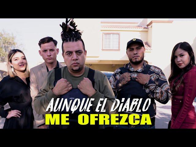 G Low - Aunque El Diablo Me Ofrezca feat - David Blanco - corrido tumbado Cristiano 2021