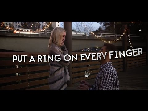 LOCASH - Ring On Every Finger (Official Lyric Video)