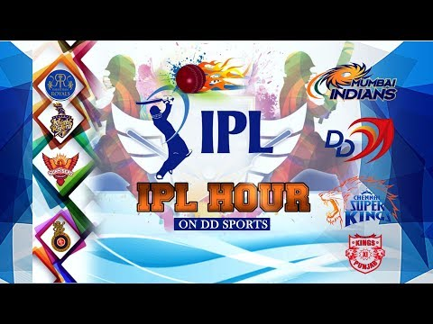 IPL 2018 | IPL Hour | DD Sports | #KKRvDD Match Preview