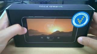 Обзор устройства 2 в 1! Планшет и мобильный телефон - Impression ImPAD P701 Цена-качество за - 90$!