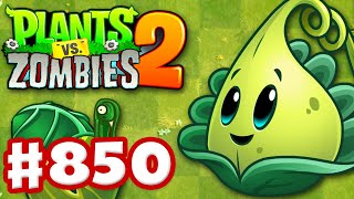 TURKEY-PULT! New Plant! - Plants vs. Zombies 2 - Gameplay Walkthrough Part 850