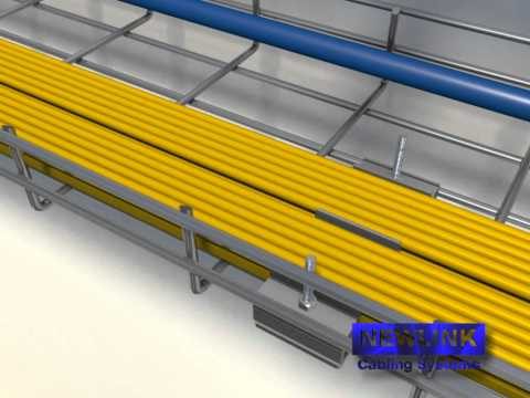 "Newlink Cabling Systems - Cable Trays ""How to Install Video"""