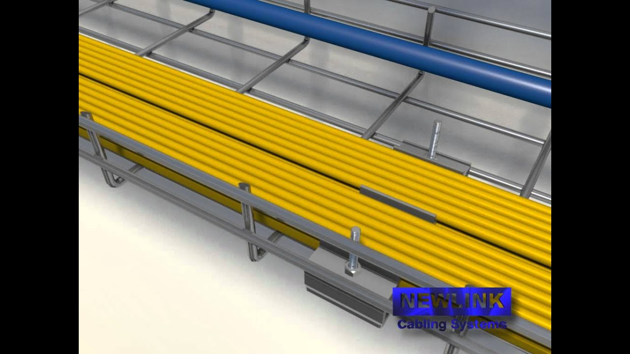 Newlink Cabling Systems Cable Trays Quot How To Install