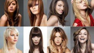 Причёски для волос средней длины