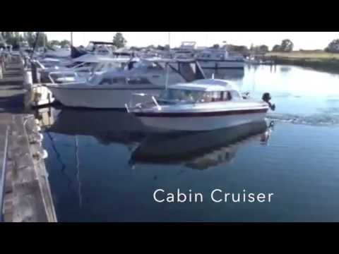 22' Reinell Cabin Cruiser/ Fishing Boat - Vancouver