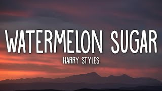 Harry Styles - Wateŗmelon Sugar (Lyrics)