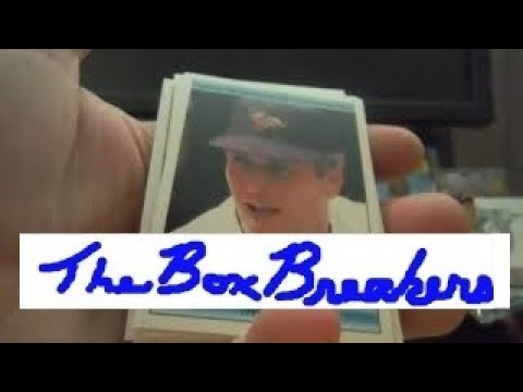 1992 Donruss Series 2 Factory Sealed Baseball Card Values Box Break Part 2 Review