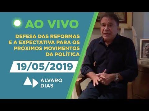 Direto de Curitiba, a defesa das reformas e a expectativa para os próximos movimentos da política