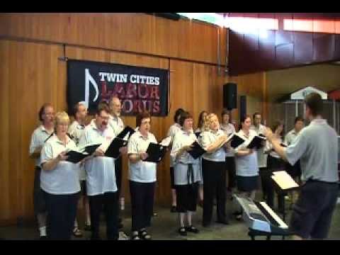 Twin Cities Labor Chorus - Workers of the World