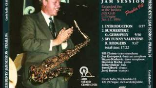 Bill Clinton - My Funny Valentine (audio only)
