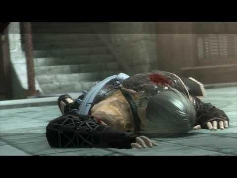 Nier cutscene - Kaine's sacrifice
