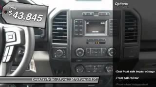 2015 ford f-150 hartford wi htq15161 ...