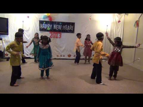 Sentthur's Group Dance -  New Year 2013  [HD]