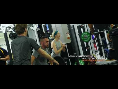 FITNESS SF - Olympic Weightlifting w/Michael Hwang