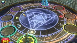 Wizard101 level 12 Balance Quest