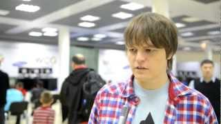 WCG 2012 ru FIFA Интервью с Puti