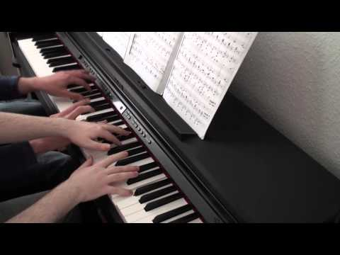 """The Sleeping Beauty"" (Piano 4 Hands)"