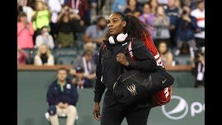 BNP Paribas Open 2018: Serena Williams Returns to Tennis