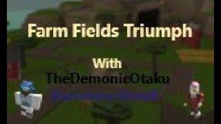 Roblox   Tower Battles   Farm Fields   Tri-Op   Triumph w/ Otaku & Ender