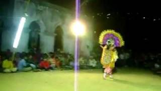 Traditional dance of Bengal