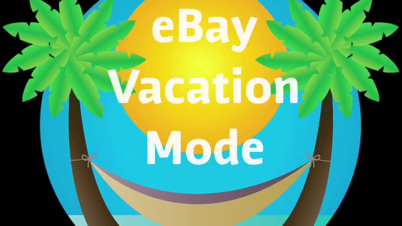 How To Turn Your EBay Store's Vacation Mode On