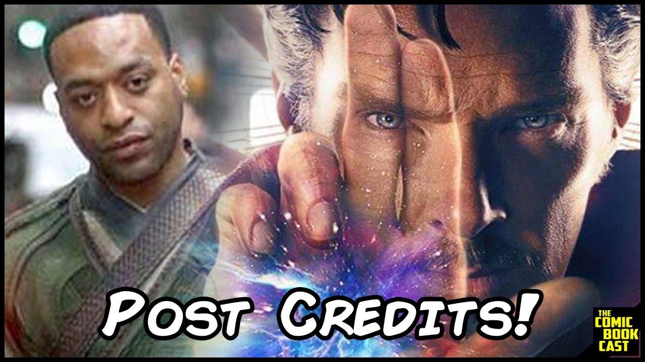 Doctor Strange Post Credit Scene Revealed & Breakdown