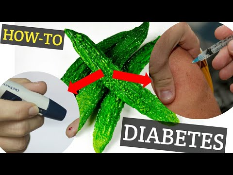 bitter-melon-or-bitter-gourd-or-cerasee-for-diabetes!-natural-home-remedies-for-diabetes!