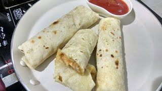 Chicken Roll - simple and easiest recipe