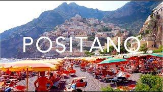 Positano | Amalfi Coast, Italy Travel Diary