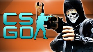 CSGO! - Wildcat Senpai, Timing Win, Worlds Worst MLG Caster, Karaoke, RAGE! (CS:GO Funny Moments)