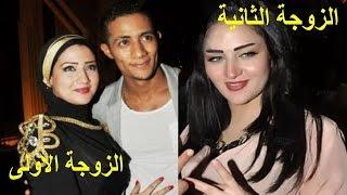 قارن بين زوجة محمد رمضان الأولى وزوجته الثانية...برأيك من الأجمل ؟