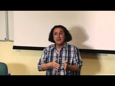 Fadi Bishara, Blackbox guest lecture @ University of Latvia