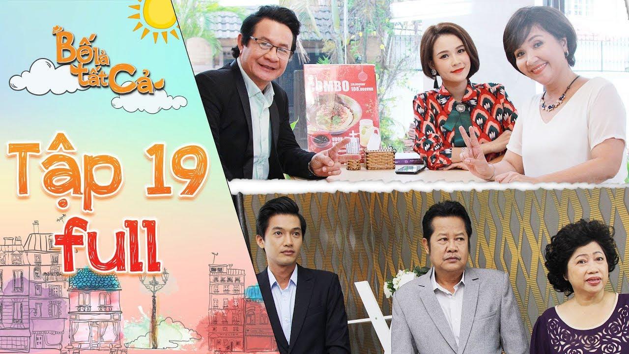 Bố là tất cả   Tập 19 full: Gia đình Sam, Quang Tuấn bất đồng quan điểm ngay lần đầu gặp gỡ