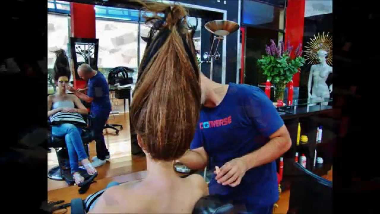 Peinados Extravagantes Milton Loaiza Youtube