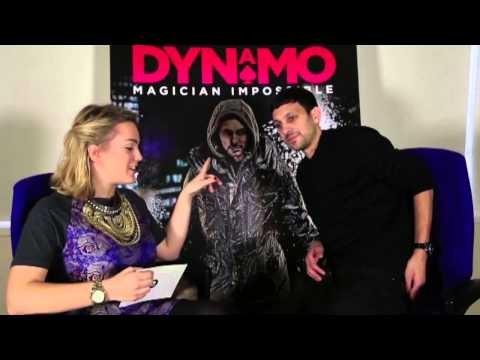 Entertainmentwise Meets: Dynamo