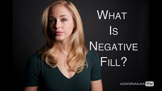 Negative Fill: Two Minute Tips with David Bergman